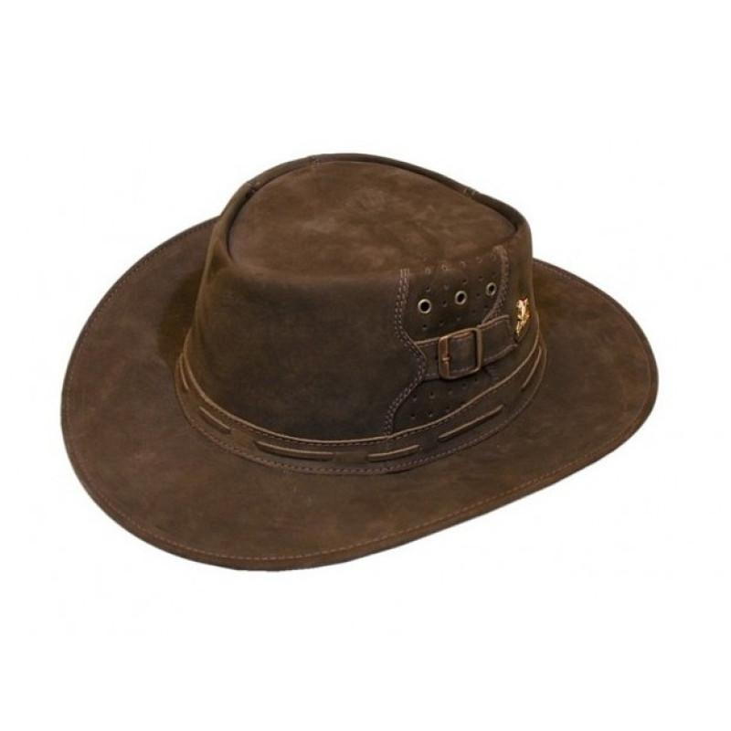 Chapéu de Couro Country e73cdb11275