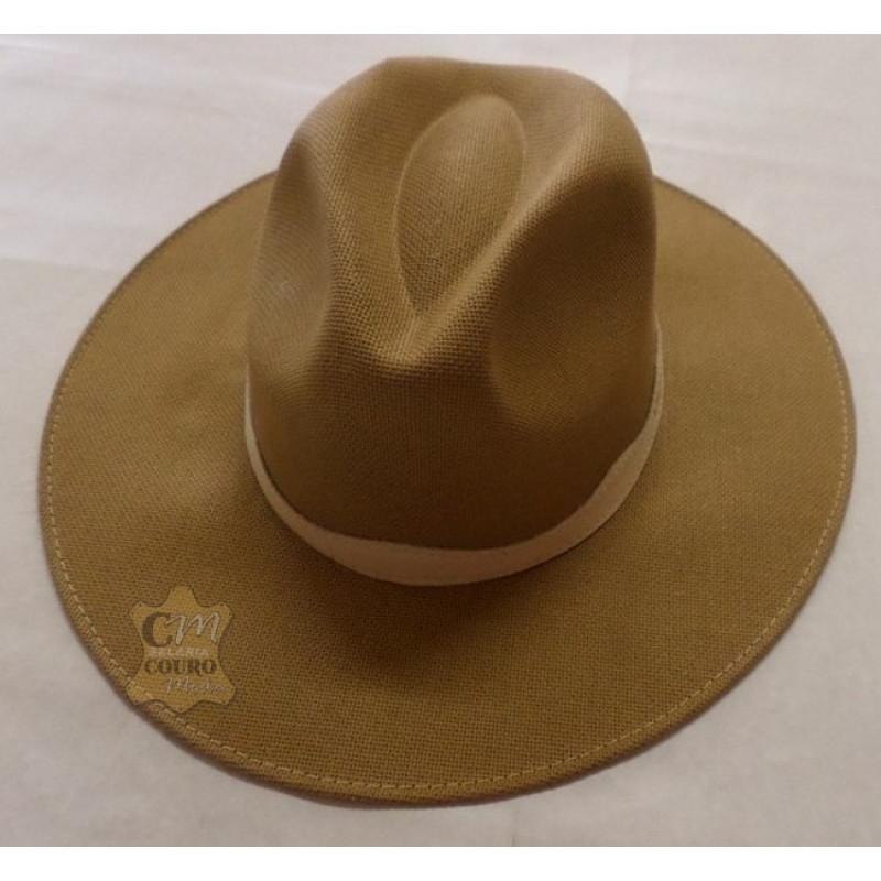 Chapéu de Palha Encerada Americano 628851cb603