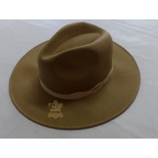 Chapéu de Palha Encerada Americano