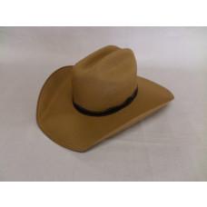 Chapéu de Palha Encerada Americano Aba Dobrada
