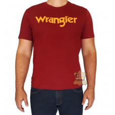 Camiseta Wrangler Original Estampada