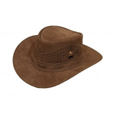 Chapéu de Couro Aerado