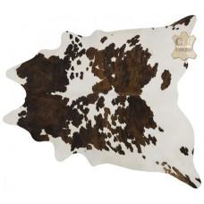Tapete de couro pele bovina inteira REF: Exótico Tricolor II