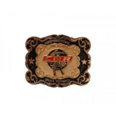 Fivela Country CBR Touro Cowboy Ref:14