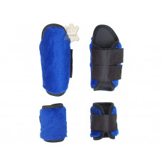 Jogo de Caneleiras-Azul